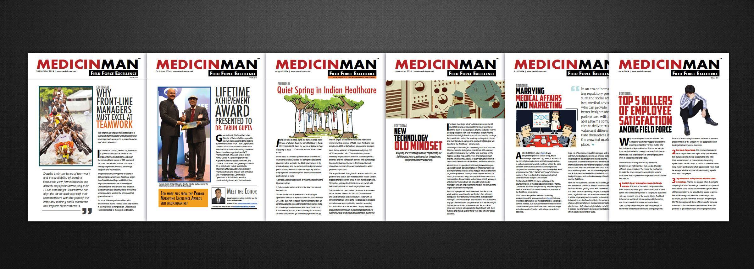 Header - MedicinMan